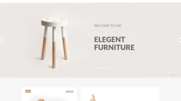 Hurst-eCommerce-Furniture-Template